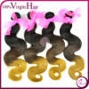 3 Tones Ombre Hair Extension Body Wave (OBH-7)