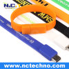USB de la pulsera del silicón (S200A)