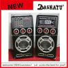 6inch Portable Multimedia Speaker Wirh FM Radio Xds-047