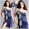 Vestido de AdEvening, carrinhos de exposição vertising do vestido da noite (fl-44) (FB32)