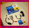 H4 H4h/L H6 H1 H7 Motorcycle HID Kit