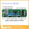 4A 4s 14.8V PCM para Li-ion Lipo paquete de la batería