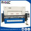 máquina de dobra servo Eletro-Hydraulic do CNC da placa de metal da folha de 100t 2500mm