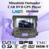 三菱特別なOutlander (SD-6060)のための車DVD GPSプレーヤー