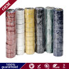 Incendies électriques du ruban adhésif étanche en PVC de couleur d'isolation électrique Bande antidérapante