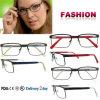 Vetri di lettura del blocco per grafici del metallo dello spettacolo della Cina degli occhiali di disegno dell'Italia
