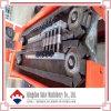 Штранге-прессовани трубы из волнистого листового металла PE PVC делая машину штрангпресса