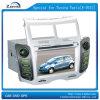 6.2 jogador do carro DVD LCD da polegada com Toyota Yaris (E-2012)