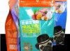 Recloesable Selbststehender Aluminiumfolie-Hundeverpacken- der Lebensmittelbeutel