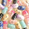 Конструированные концы ногтя