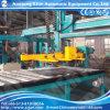 Chaîne de production solaire de chauffe-eau 4 machine à cintrer de machine de roulement de plaque de rouleau