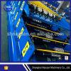 Hochleistungs- runzelte die Dach-Panel-Rolle, die Maschine bildet