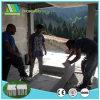 Огнеупорные строительные материалы в формате EPS цемента Сэндвич панели для монтажа на стену/крыши/пол