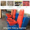 Fábrica de China el aserrín de madera Venta de pellets biomasa briquetadora