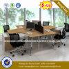 Marché du meuble bureau de poste de travail de commis ensemble unique partition (UL-MFC582)