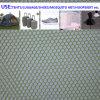 Uso di lavoro a maglia del tessuto di secchezza del panno del cestino del singolo dell'occhio di Tulle di maglia tricot netto del tessuto vasto