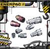 Гидравлические муфты A/C/F/T-серии Enerpac детали