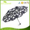 3 ombrello del fiore di Prinitng di scambio di calore della volta 21inch