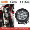 3,5Дюймовых Ginto раунда Osram месте Offroad 4X4 светодиодный фонарь рабочего освещения (GT2009-18W)