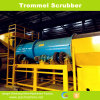 Goldwäsche-Bergbau-Trommel