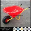Vagão de dobramento Wb0208 do carrinho de mão de roda do Wheelbarrow do trole do carro