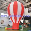 Aerostato a terra gonfiabile arancione/aerostato di pubblicità