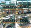 Автоматизированная система стоянкы автомобилей автомобиля механически гаража многоуровневая
