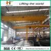 Grúa de puente de arriba usada de interior de 20 toneladas de la fábrica