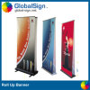 Double faces imprimées Roll up Banner peuplements (URB-20A)