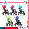 2016 neu! Qualitäts-Multifunktionskind-Dreirad mit Sonnenschutz