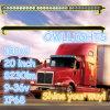 새로운 디자인! Road, LED Work Light Truck Light 4X4 Accessories 떨어져 Hight Quality Single Row 100W LED Bar Light