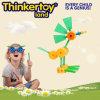 La construction de la Ferme des animaux Preschoold jouets éducatifs