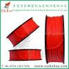 filamentos plásticos de Ros do ABS da cor vermelha de 1.75mm ou de 3.0mm para a impressora 3D Home