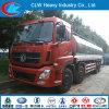 12 caminhão do leite do volume 20cbm do aço inoxidável das rodas
