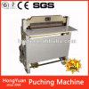 Punzonadora de proceso de papel de la maquinaria, punzonadora del agujero, punzonadora del agujero de papel