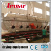 De Ononderbroken Drogende Apparatuur van uitstekende kwaliteit van het Vloeibare Bed van de Transportband van het Netwerk van het Zeewier Vloeibare