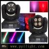 Lumière principale mobile bilatérale du faisceau LED de lavage
