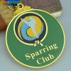 Médailles faites sur commande d'Aword en métal pour des sports