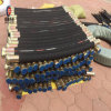 Hydraulischer Schlauch-Hersteller-Draht geflochten und Fitings hydraulischer Schlauch
