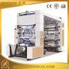 Stampatrice di carta di Flexo di colore di alta velocità 8 della cinghia