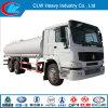 Sinotruk pesados HOWO 6X4 camiones tanque de agua con un buen rendimiento