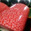 El material de construcción en caliente laminado en frío de cruce Prepainted PPGL Acero Galvalume