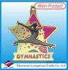 Medal olimpico Gymnastics Medal in Inizio Shape
