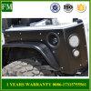 Back Corners Steel Protectors for Jeep Wrangler Jk 2/4 DOOR