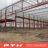 2015 gran estructura de acero Span almacén con una fácil instalación