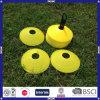 China fêz cones do disco do treinamento do marcador dos acessórios do futebol