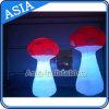 Modelli gonfiabili divertenti di figura del fungo per le decorazioni del partito di evento