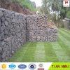 Cestas revestidas de Gabion Boxes/PVC Gabion/jaula de piedra