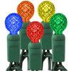 Indicatore luminoso della stringa di natale di G15 LED