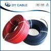 6mm2 konservierte kupferner Draht PV-Solarkabel TUV-Cer-Bescheinigung